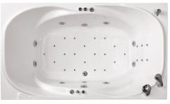 Гидромассажная ванна Атлант 2050 на 1200 фото