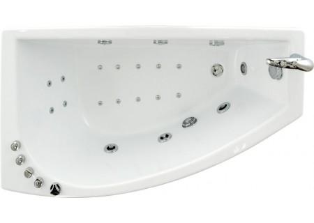 Гидромассажная ванна Бэлла (правая) 1400 на 760 фото