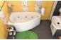 Гидромассажная ванна Бэлла (правая) 1400 на 760 фото - 3