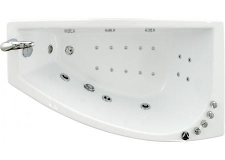 Гидромассажная ванна Бэлла (левая) 1400 на 760 фото