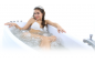 Акриловая ванна Бэлла (левая) 1400 на 760 фото - 7