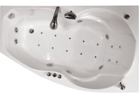 Гидромассажная ванна Бриз (левая) 1500 на 960 фото