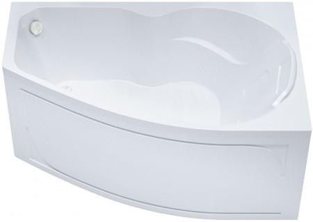 Акриловая ванна Бриз (левая) 1500 на 960 фото