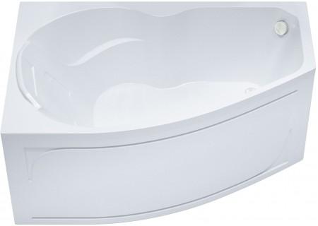 Акриловая ванна Бриз (правая) 1500 на 960 фото
