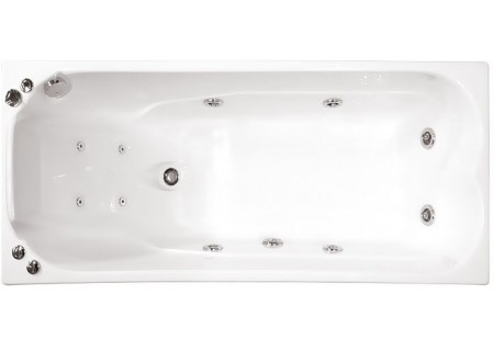 Гидромассажная ванна Чарли 1500 на 710 фото
