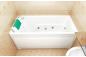 Гидромассажная ванна Чарли 1500 на 710 фото - 3