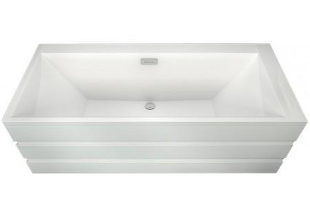 Гелькоутная гидромассажная ванна Гранд 1800 на 800 фото