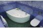 Акриловая ванна Изабель (правая) 1700 на 1000 фото - 8