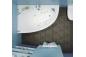 Акриловая ванна Изабель (правая) 1700 на 1000 фото - 9
