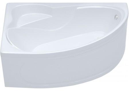 Акриловая ванна Изабель (правая) 1700 на 1000 фото