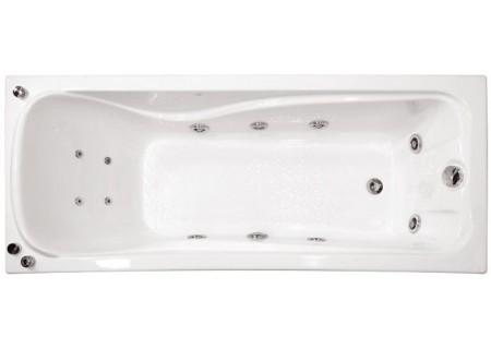 Гидромассажная ванна Джулия 1600 на 700 фото