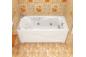 Акриловая ванна Джулия 1600 на 700 фото - 6