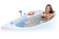 Акриловая ванна Кайли (левая) 1500 на 1010 фото - 9
