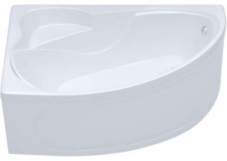 Акриловая ванна Кайли (правая) 1500 на 1010 фото
