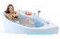 Акриловая ванна Кайли (правая) 1500 на 1010 фото - 9