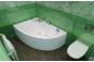 Акриловая ванна Кайли (правая) 1500 на 1010 фото - 7