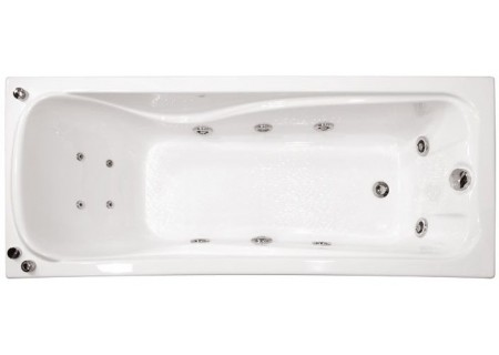 Гидромассажная ванна Катрин 1700 на 700 фото