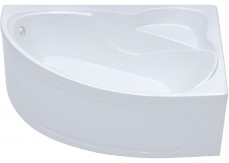 Акриловая ванна Николь (левая) 1600 на 1000 фото