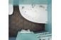 Акриловая ванна Николь (левая) 1600 на 1000 фото - 6