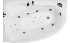 Гидромассажная ванна Николь (правая) 1600 на 1000 фото