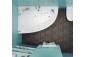Гидромассажная ванна Николь (правая) 1600 на 1000 фото - 5