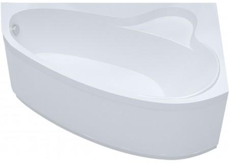 Акриловая ванна Пеарл-шелл (левая) 1600 на 1040 фото