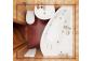 Гидромассажная ванна Пеарл-шелл (левая) 1600 на 1040 фото - 5
