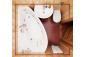 Акриловая ванна Пеарл-шелл (правая) 1600 на 1040 фото - 7