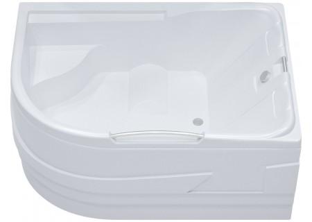 Акриловая ванна Респект (левая) 1800 на 1300 фото