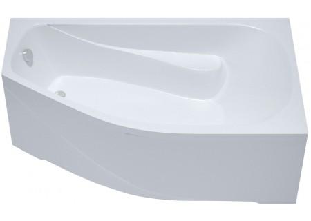 Акриловая ванна Скарлет (левая) 1670 на 960 фото