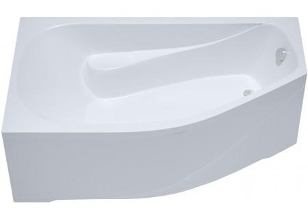 Акриловая ванна Скарлет (правая) 1670 на 960 фото