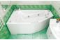 Акриловая ванна Скарлет (правая) 1670 на 960 фото - 6
