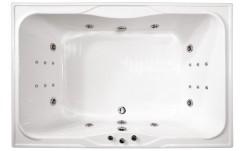 Гидромассажная ванна Соната 1800 на 1150 фото