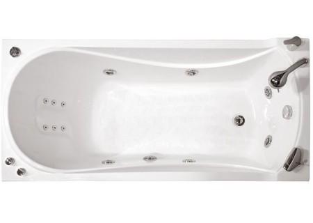 Гидромассажная ванна Вики 1600 на 750 фото