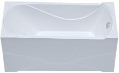 Акриловая ванна Вики 1600 на 750 фото