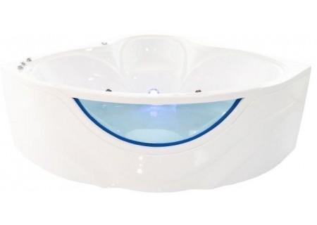 Гелькоутная гидромассажная ванна Виктория 1500 на 1500 фото