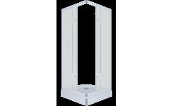 Душевой уголок Тритон Орион 1 900 на 900 фото