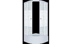 Душевой уголок Тритон Стандарт В 900 на 900 фото