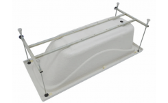 Каркас для ванны стальной оцинкованный Тритон Стандарт/Джена/Ультра - 120/130/140 на фото