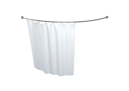 Карниз для шторы к ванне Синди 1250 на 1250 фото