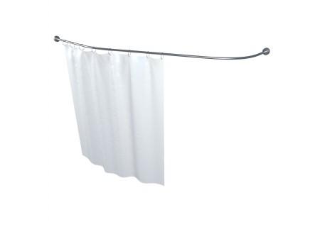 Карниз для шторы к ванне Пеарл-Шелл 1600 на 1040 фото