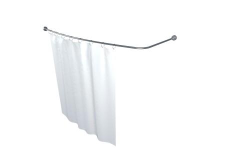 Карниз для шторы к ванне Бриз 1500 на 960 фото