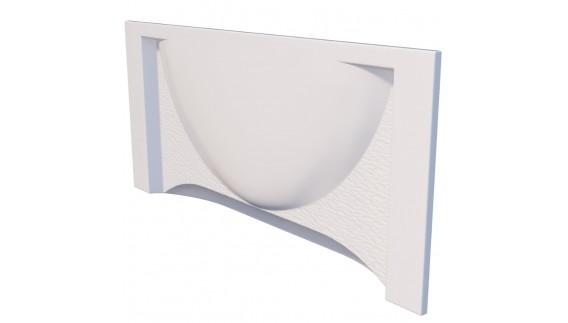 Торцевой экран для ванны Тритон Атлант 1200 на фото