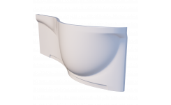 Лицевой экран для ванны Тритон Мишель 170 см (Левый) 1700 на фото