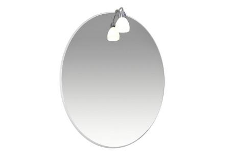 Зеркало Лира-60 с подсветкой на 600 фото