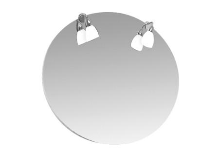 Зеркало Лира-80 с подсветкой на 792 фото