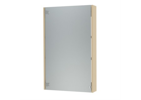 Зеркальный шкаф Эко-55 бежевый на 550 фото