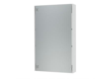 Зеркальный шкаф Эко-60 белый на 600 фото