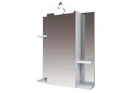 Зеркальный шкаф Диана-70 подсв., шкаф. (правый) на 700 фото