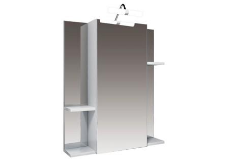 Зеркальный шкаф Диана-70 подсв., шкаф. (левый) на 700 фото